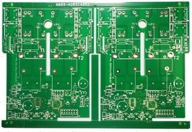 2 Layers FR-4 Heavy Copper PCB S1000-2 HASL 3oz For Switching Power Supply
